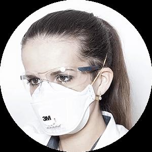 Masque de type FFP2