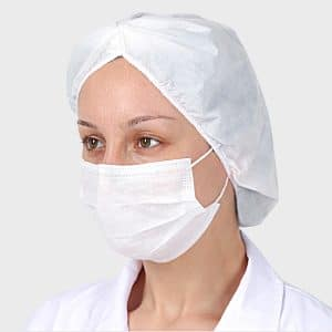 Charlotte médicale en tissu PP + PE