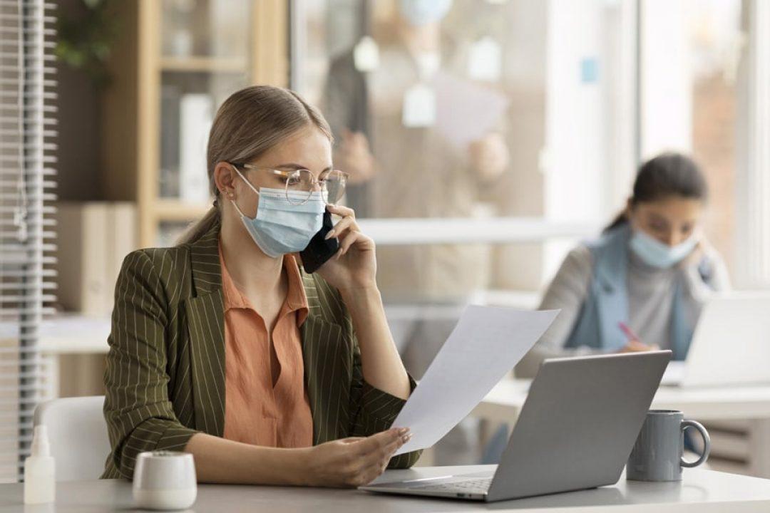 Pourquoi choisir un masque lavable UNS1 en milieu professionnel ?